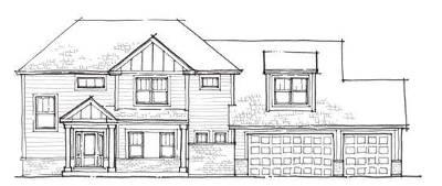 Ashwood Park Single Family Home For Sale: 4340 Carpenter (Lot 93) Road