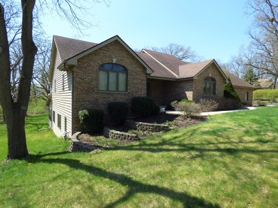 Marengo Single Family Home For Sale: 1203 Woodlane Drive