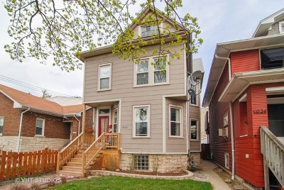Oak Park Multi Family Home For Sale: 1022 South Humphrey Avenue