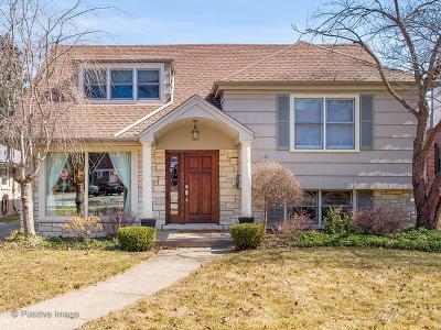 La Grange Single Family Home For Sale: 505 Blackstone Avenue
