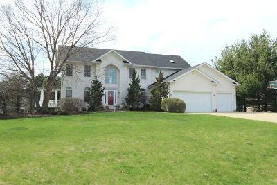 Crystal Lake Single Family Home Price Change: 4408 Church Hill Lane