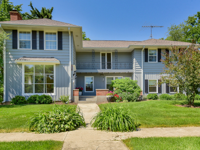 West Chicago Single Family Home For Sale: 603 East Elmwood Avenue
