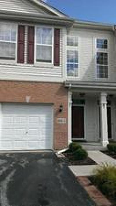 Justice  Condo/Townhouse For Sale: 8830 Concord Lane #E