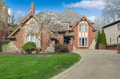 Hinsdale Single Family Home For Sale: 556 North Elm Street