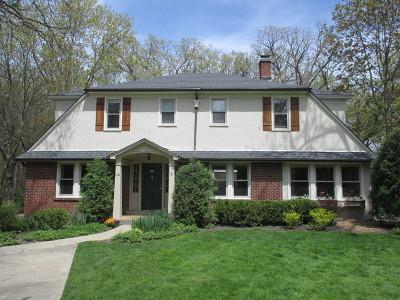 Highland Park Single Family Home For Sale: 1111 Ridgewood Drive