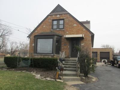 Melrose Park Single Family Home For Sale: 10733 West Grand Avenue