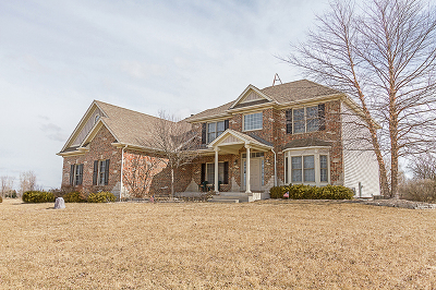 Hampshire Single Family Home For Sale: 19n301 West Woodview Parkway