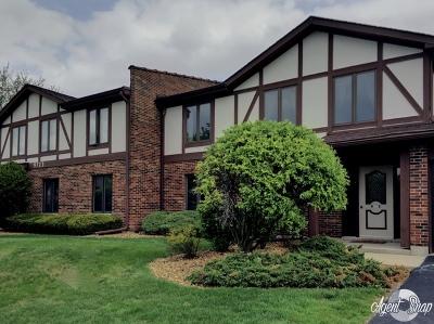 Palos Park Condo/Townhouse For Sale: 9725 Mill Court East #E2