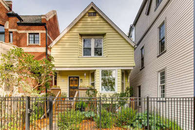Single Family Home For Sale: 1450 West Grace Street