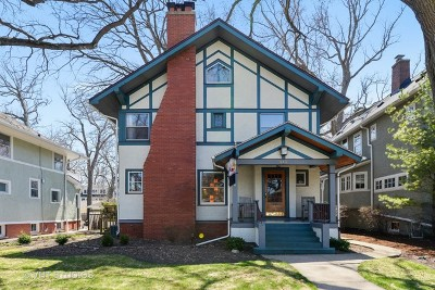 Wilmette Single Family Home For Sale: 415 Washington Avenue