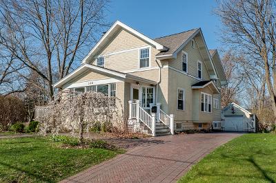 Glen Ellyn Single Family Home For Sale: 306 Forest Avenue