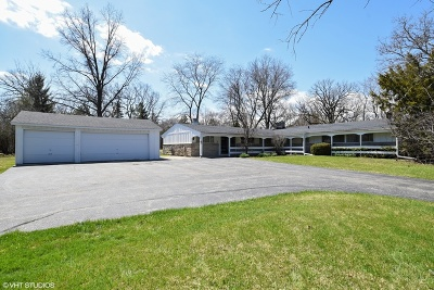 Lake Forest Single Family Home Contingent: 1055 Winwood Drive