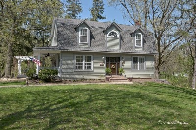 Crystal Lake Single Family Home Contingent: 4719 Buhl Road
