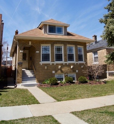 Berwyn Single Family Home For Sale: 3208 Scoville Avenue