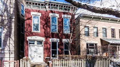 Wicker Park, Bucktown Multi Family Home For Sale: 2022 West Potomac Avenue