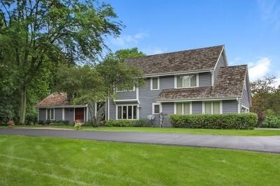 Barrington Single Family Home For Sale: 26286 West Glenbarr Lane
