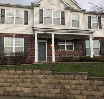 Naperville Condo/Townhouse For Sale: 1907 Oxley Circle