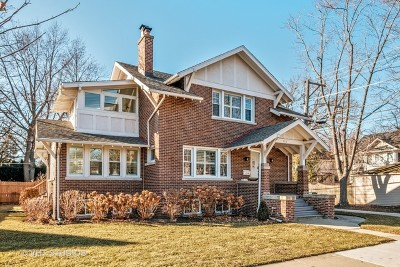 Wilmette Single Family Home For Sale: 915 11th Street