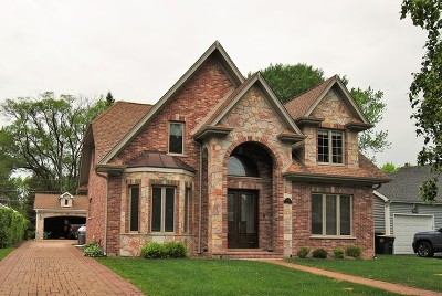 Arlington Heights Single Family Home For Sale: 1234 North Chestnut Avenue North