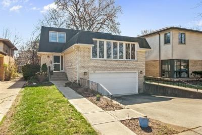 Wilmette Single Family Home For Sale: 626 Lacrosse Avenue