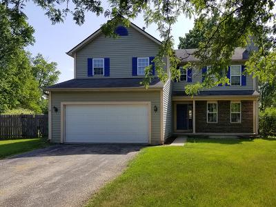 Fox Lake Single Family Home Price Change: 12 Henry Court