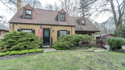 Prospect Heights Single Family Home For Sale: 607 North Elmhurst Road