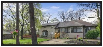 Winfield Single Family Home For Sale: 27w445 Sunnyside Avenue