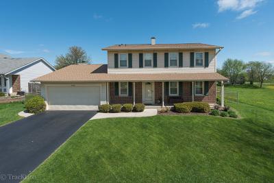 Hoffman Estates Single Family Home For Sale: 1990 West Alder Drive