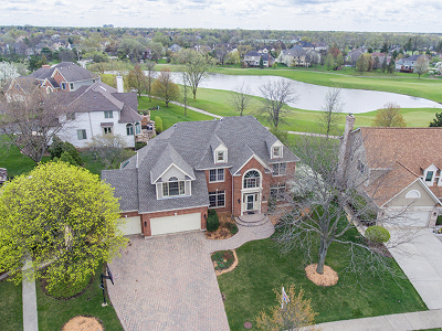 Winfield Single Family Home For Sale: 26w263 Glen Eagles Drive