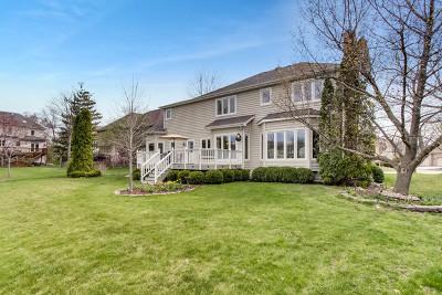 Glen Ellyn Single Family Home Price Change: 176 Jonathan Court