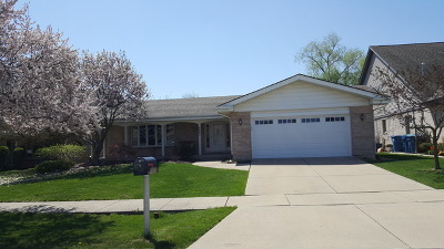 Midlothian Single Family Home For Sale: 4947 147th Court