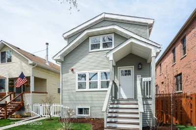 Norridge Single Family Home For Sale: 4106 North Ozark Avenue