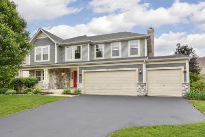 Sugar Grove Single Family Home For Sale: 1347 McDole Drive
