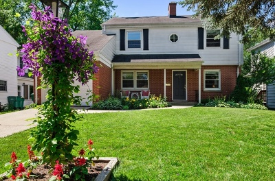 Deerfield Single Family Home For Sale: 463 Hermitage Drive