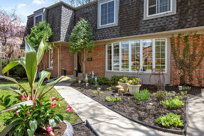 Flossmoor Single Family Home Price Change: 2124 Cummings Lane