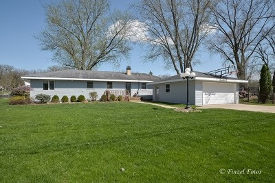 McHenry Single Family Home Re-Activated: 2212 West Riverside Drive