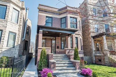 Single Family Home For Sale: 2216 West Wilson Avenue