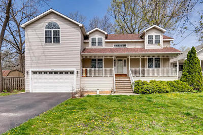 Lake Zurich Single Family Home For Sale: 21342 West Spruce Road