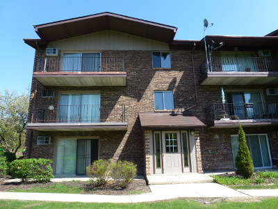 Woodridge Condo/Townhouse For Sale: 2548 Waterbury Drive #2106