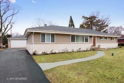 Prospect Heights Single Family Home For Sale: 117 Mandel Lane