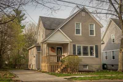 Sycamore Single Family Home Price Change: 224 Charles Street