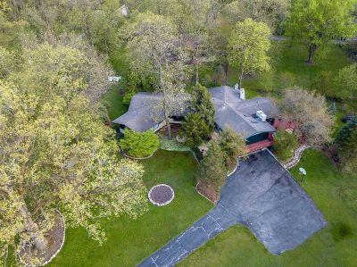 Hoffman Estates Single Family Home For Sale: 2100 Ela Road