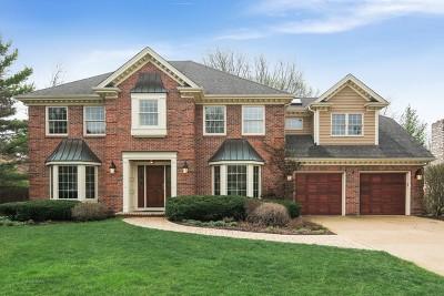 Wheaton Single Family Home For Sale: 1424 Wendover Lane