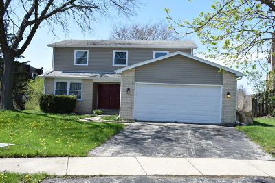 Wheeling Single Family Home For Sale: 406 Shawn Court