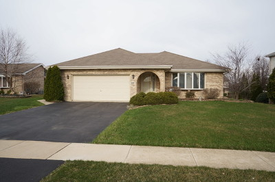 New Lenox Single Family Home For Sale: 837 Brigantine Drive