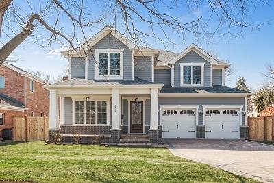 Wilmette Single Family Home For Sale: 2315 Birchwood Avenue