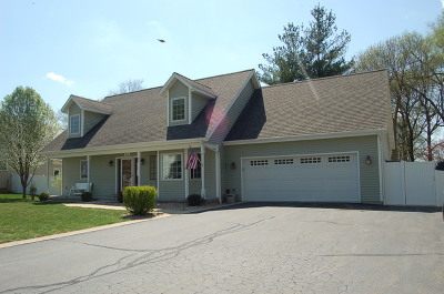 Ogle County Single Family Home For Sale: 410 North Chestnut Street