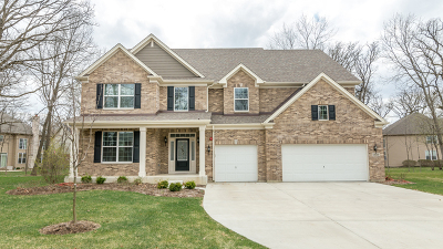 Hoffman Estates Single Family Home For Sale: 1676 Hickory Drive