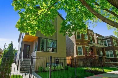 Single Family Home For Sale: 4414 North Bernard Street
