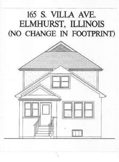 Elmhurst Single Family Home For Sale: 165 South Villa Avenue